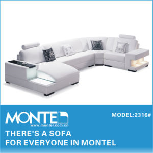 Italian Leather Sofa, Modern Home Furniture Leather Corner Sofa Set