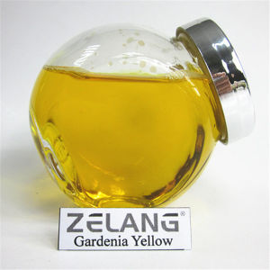 Wholesale Natural Gardenia Yellow Pigment pictures & photos