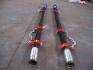 "3"" 5000 Psi Drilling Rotary Hose API 7k pictures & photos"