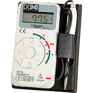 Industrial-Grade Digital Thermometer (TM-1) pictures & photos