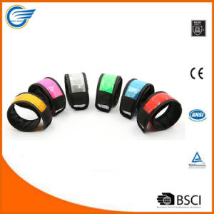 High Visibility Reflective LED Running Armband for Sport pictures & photos