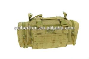 Seibertron Waterproof Multifunction Camping Outdoor Assault Utility Waist Bag Khaki/Black