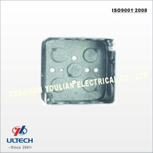 Electrical Square Metal Conduit Box+Junction Box+Outlet Box pictures & photos