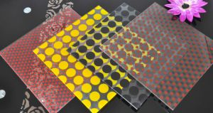 Tinted Glass for Decorativing (JINBO) pictures & photos