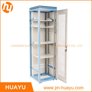 Worldwide Used 19 Inch Rack Server Case Network Cabinet (600*600*2000mm 42u) pictures & photos