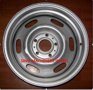 15X7 Steel Wheel for Mercedes pictures & photos