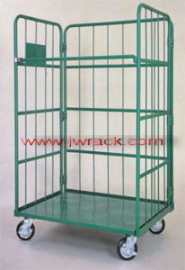 Storage Trolley Logistic Table Trolley (14001) pictures & photos