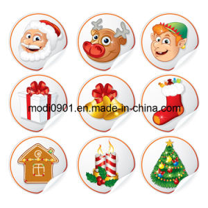 Sticker- Christmas Gift (WY-SS033654) pictures & photos
