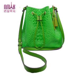 New Designer Green Cross Bag Lady Handbags (N-1008)