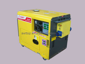 2016 New Style Cheap Price and Good Service for 5kw Silent Portable Diesel Generator Set with Ce for Good Sale From Direct Manufacturer in China pictures & photos