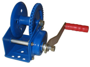 Auto-Brake Hand Winch (H-12BEXT) pictures & photos