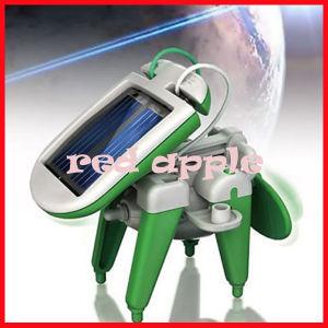 6in1 Solar Energy Toys