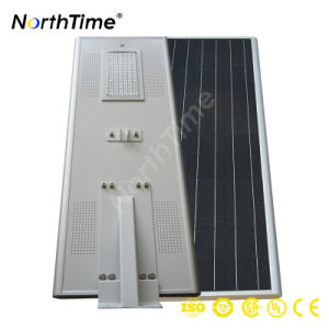 80W 3 Years Warranty Integrated Solar Street Light pictures & photos