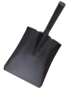 Garden Tools/Garden Tools/Square Point Shovel
