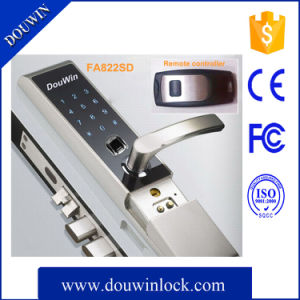 Digital Electronic Remote Contol Fingerprint Door Lock pictures & photos