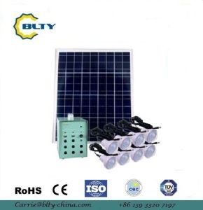 2017 off Grid Solar Lighting Kits System pictures & photos