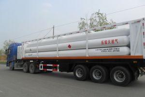 Cimc Brand LNG Tank Trailer (SXB9400GGQ) pictures & photos