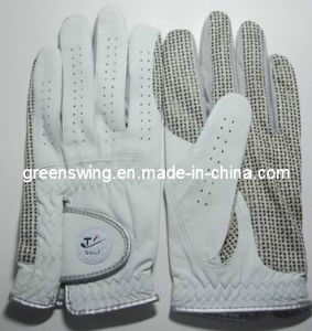 2016 Newest Design of Golf Gloves (GS-50)