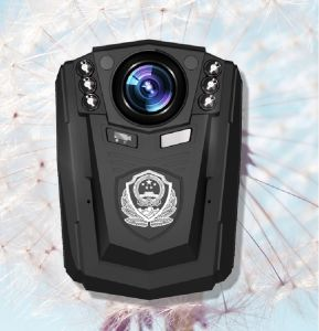 4 M Sensor WiFi Police Camera with Long Time Recording pictures & photos