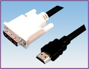 HDMI to VGA Cable/Computer Cable pictures & photos