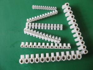Polyethylene 10A Strip Terminal Block pictures & photos