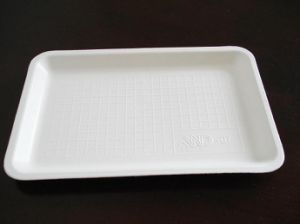 Disposable Sugarcane Paper Tray (HR-88)