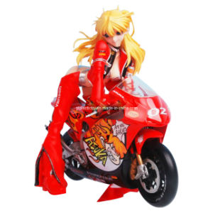 Japanese 3D Polyresin Anime Figure