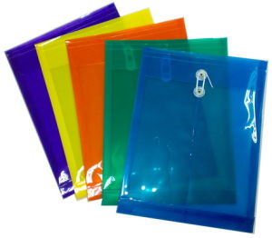 String Envelope Bag