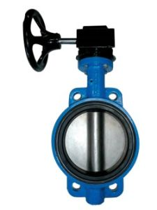 Wafer Butterfly Valve (Four holes with Tongue and Groove Seat) pictures & photos