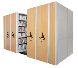 File Storage Use Mobile Shelving System pictures & photos