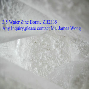 3.5 Aqueous Zinc Borate for Conveyor Belt pictures & photos