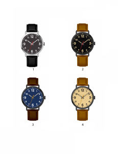 Simple Business Men′s Fashion Jewelry Souvenir Steel Strap S Watch pictures & photos
