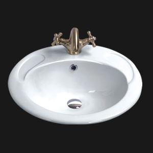 Ceramic Drop in Basin (1002 & 1028) pictures & photos
