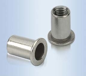 Flat Head Riveted Nuts pictures & photos