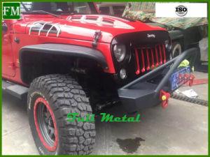 Wrangler Jk Engine Hood Plate Avenger Bonnet for Jeep pictures & photos