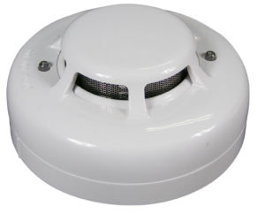 CE Approved Photoelectric Smoke Detector En54 (SD388-4) pictures & photos