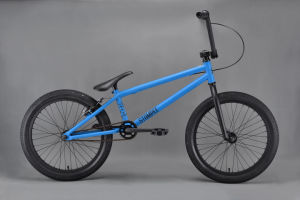 High-Quality BMX Bicycle with Blue Frame