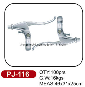Favorable Price Alloy Brake Levers Pj-116 pictures & photos