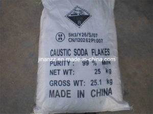 Pure Caustic Soda Flakes (99%min) pictures & photos