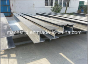 Reinforced FRP /GRP H Bean &High Strenth Light and Antifire pictures & photos
