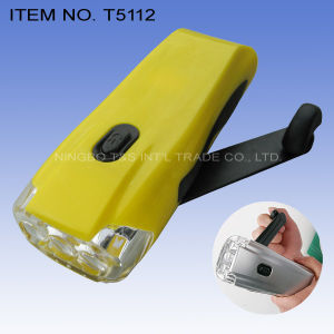 Dynamo Flashlight (T5112) pictures & photos