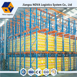 Warehouse Storage Drive Through Racking with Ce Certificated pictures & photos