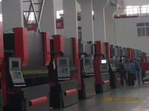 CNC Hydraulic Press Brake, Metal (plate) Bending Machine (CLPB-ED 200T/3200)