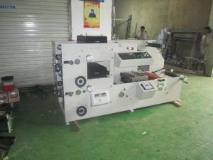 2 Colors Automatic Flexo Printing Machine (AC-480-2B) pictures & photos