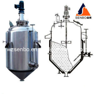 Stainless Steel Alcohol Depositing Tank