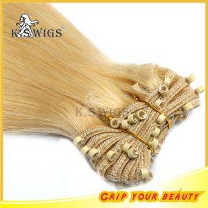 Micro Ring Hair Extension Virgin Remy Peruvian Human Hair pictures & photos