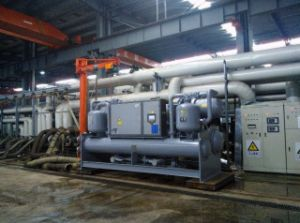 Screw Style Water Chiller pictures & photos