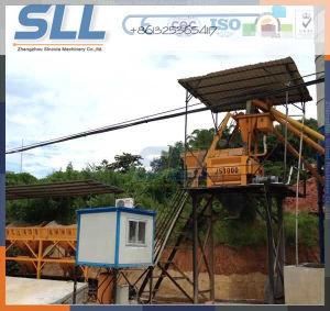Electric Concrete Batching Plant/Cement Truck Mixer Machine pictures & photos