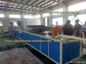 PVC Door/Window Profile Making Machine
