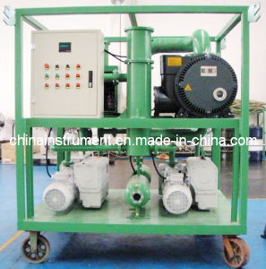 Zjb-Type High Efficiency Transformer Oil Filtration Machine pictures & photos